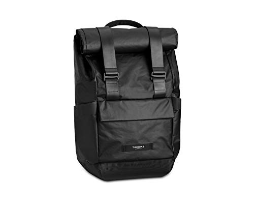 TIMBUK2 Deploy Convertible Backpack Pannier, Jet Black