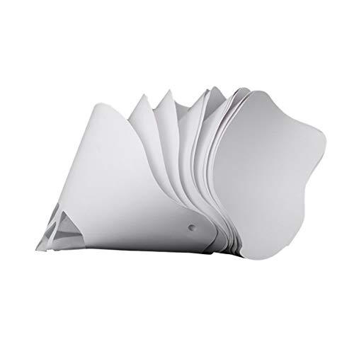 YXDS filtri Resina Addensare Carta Filtro USA e Getta per ANYCUBIC Photon wanhao D7 anet N4 UV SLA Parti della Stampante 3D filtri filamento