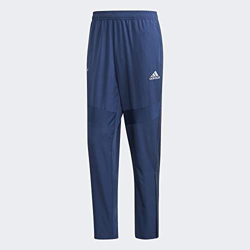 adidas Herren FCB WOV PNT Hose, braun/blau, L