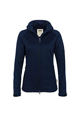 HAKRO Damen Softshell-Jacke Alberta - 248 - tinte - Größe: M