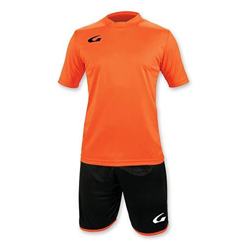 GEMS Kit Calcio Ajax Arancio Fluo Arancio Fluo XL