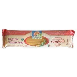 Bionaturae Organic Spaghetti Pasta Gluten Free ( 12x12 OZ) ( Value Bulk Multi-pack)