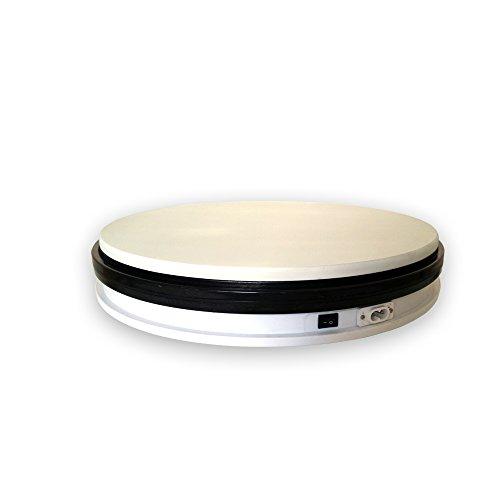 Escaparates función atril 360Degree para rotación de tocadiscos mesa de maniquí automática