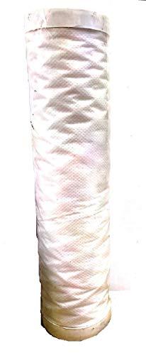 PROKLEAN Pre Sediment Filter 10-inch Thread W/Cap for All Kent Models, white - 1 Pcs
