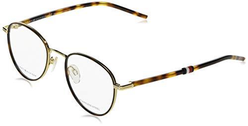 TOMMY HILFIGER Brille (TH-1687 J5G) Metall gold - havana