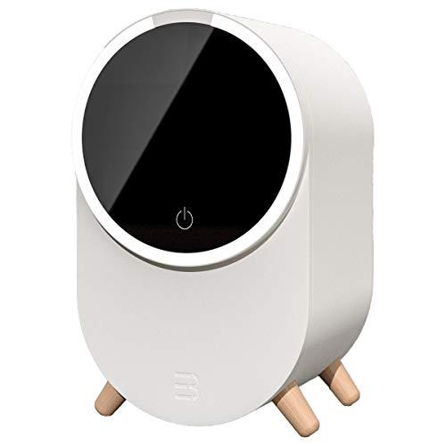 LED Organisateur Cosmétiques, Net Ins Coiffeuse, Elfa Creative Magic Box Multifonction Intelligent Étagère,M3pro