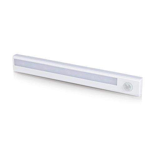 EASYmaxx LED-Lichtleiste 6V mit Bewegungsmelder, weiß