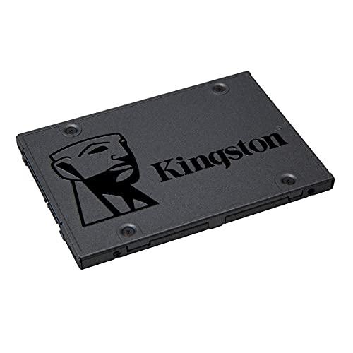 Kingston SSD SA400S37/240G SATA III - Disco duro externo (240 GB, 2,5', 6 Gbps)