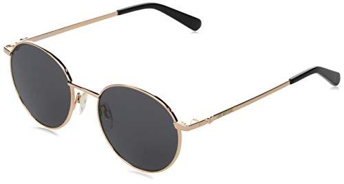 Love Moschino mol019/s, gafas de sol Mujer, Copper de oro, 46