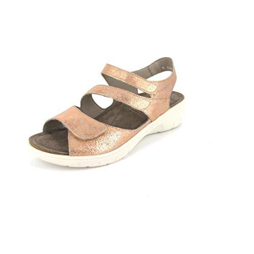 Solidus Sandale Gina Größe 4, Farbe: Dorado Peach G