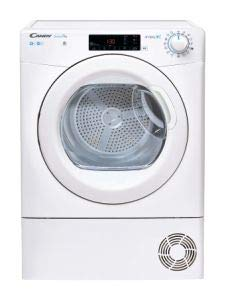Candy CSOC9TG 9KG Condenser WiFI & Bluetooth Tumble Dryer- White