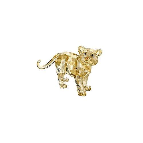 Swarovski Kristallfiguren Junger Tiger, Stehend 1016677