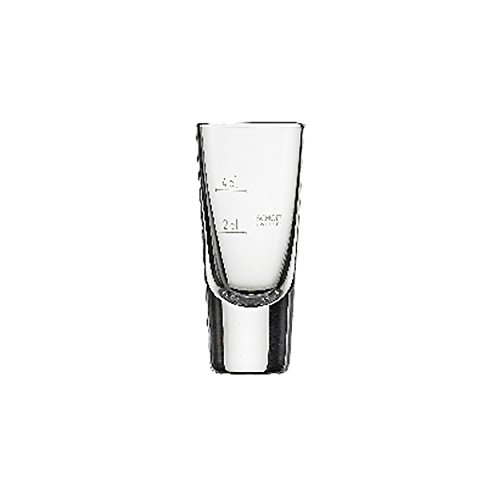 Schott Zwiesel TOSSA borrelglas, kristalglas, transparant, 4,7 cm, 6