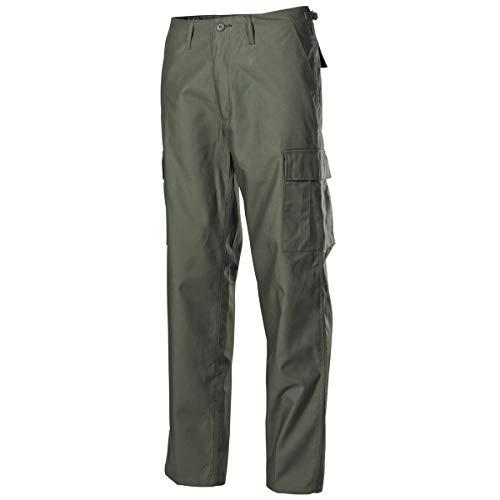 MFH Pantaloni da Combattimento BDU (Oliva/XL)