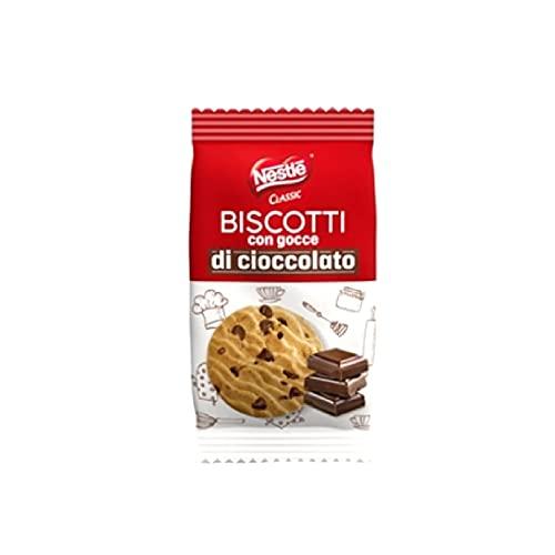 BISCOTTI NESTLE' CLASSIC BISCOTTI CON GOCCE DI CIOCCOLATO 45 PACCHETTI DA 15g