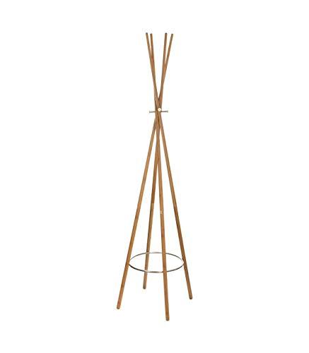 Perchero de bambú