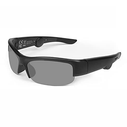 TJ Half-Frames Wearable Bluetooth Glasses