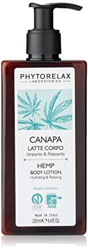 Phytorelax Laboratories Latte Corpo Idratante & Rilassante Rigenerante, 250ml