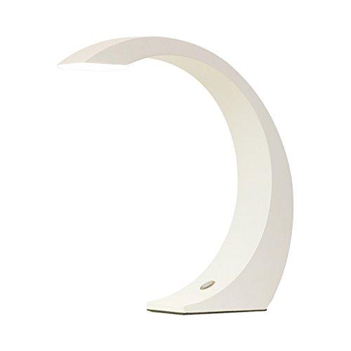 Creative LED Dimmable Lampe de bureau, corps de lampe de fer, interrupteur à capteur tactile, hauteur 13.19\