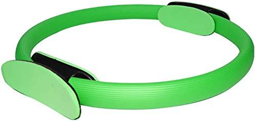 Anillo de Pilates portátil Body Fitness Magic Circle Yoga Ring El Anillo de Pilates Puede ejercitar los músculos del Muslo, el Pecho o la Parte Superior del Brazo, Adecuado para Clases de fi