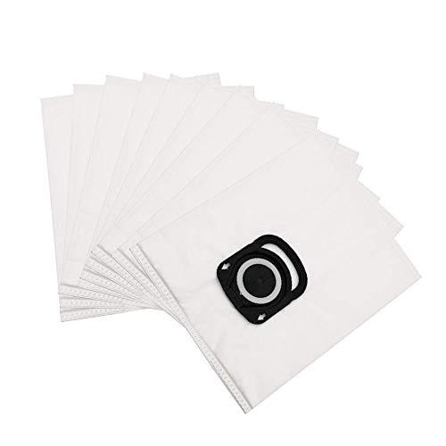 12 unids bolsas de filtro de vacío aspiradora bolsas de polvo para Rowenta ZR200540 estilo filtros cepillo