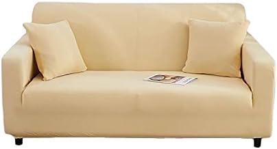 Housse de canapé élastique Combinaison de Treillis Housse de Fauteuil Housse de Meuble, Housse de canapé familiale antidér...
