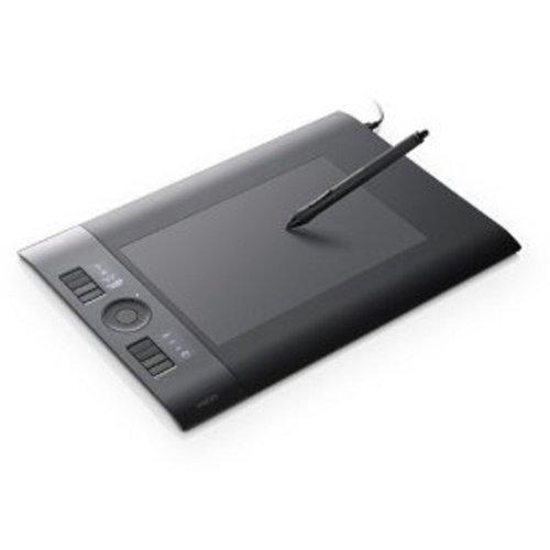 Wacom プロフェッショナルペンタブレット Mサイズ 紙とペンに迫る書き味 Intuos4 PTK-640 K0