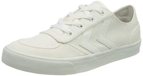 hummel Unisex-Erwachsene Stadil Age Sneaker, Weiß (White 9001), 40 EU