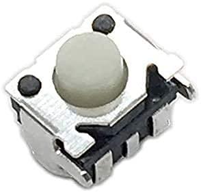 Einuz 2 x Interruptor Controlador de Juego Izquierdo Interruptor de Botón Derecho Reemplazo para Nintend DS Lite NDSL NDSI NDSI XL LL