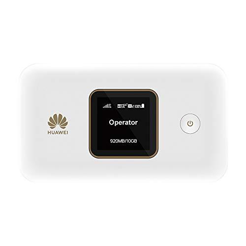 Huawei 2 Plus Wi-Fi Mobile Portatile 4G LTE (CAT6), con Funzione Hotspot, Download fino a 300 Mbps, Display da 1.45