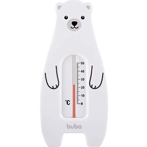 Termometro De Banheira Urso, Buba, Branco