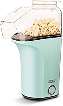 Dash Hot Air Popcorn Popper Maker with Measuring Cup