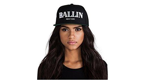 Ballin New York Snapback Cap Nieuw Unisex Swag Hats