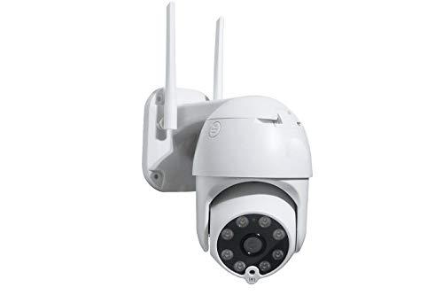 Telecamera wifi ip motorizzata 2 Antenne 1080P camera ptz 2MP visione notturna sd 8167QP