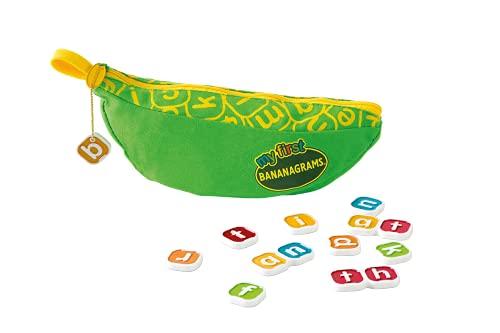 Asmodee My first Bananagrams, Kinderspiel, Deutsch