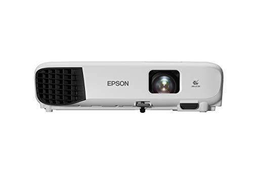 Projetor Powerlite E10+, 3600 Lúmens, XGA, HDMI, Branco, Bivolt
