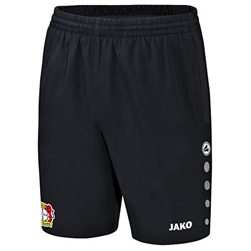 JAKO Herren Champ, (Saison 19/20) Bayer 04 Leverkusen Short, schwarz, M