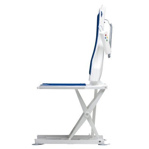 Drive Medical Bellavita Bathlift Classic Blue by Drive Medical