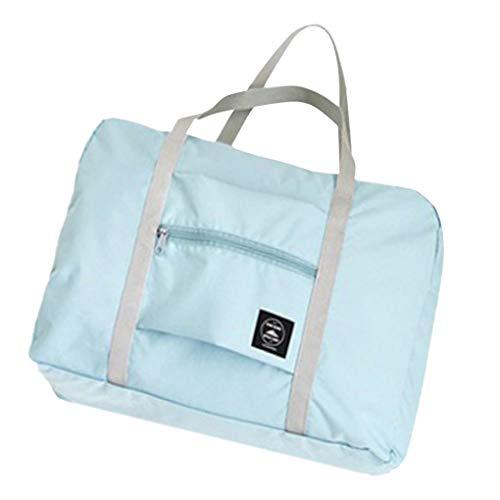 Guangcailun Handgepäck Faltbare Reisetasche Einkaufs Gym Gepäck Sports Camping Handtaschen-Speicher Trage Tote