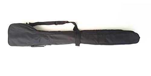 Axisports Golf Carry Bag. Caddy Club Case Bag Black. Easily Carry Several Clubs in This Easy to Carry Lightweight Bag.