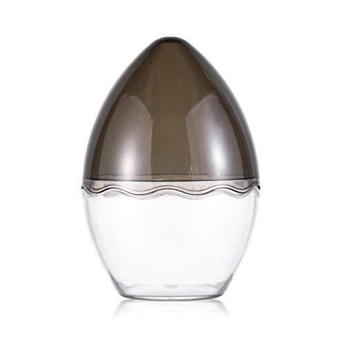 ABO Support de séchage vide en forme d'œuf Transparent