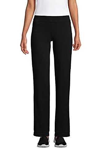 Lands' End Women s Starfish Pants Black Regular Large