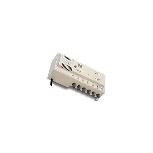 CA-220 C.Amplificadora 2E 4S SAT-TV 4x107db
