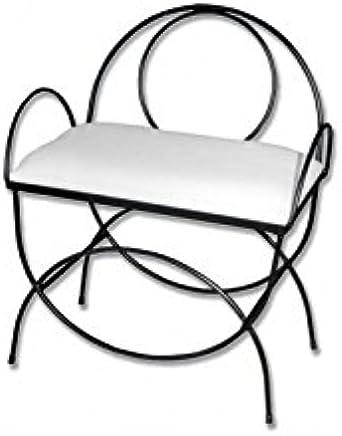 Amazon.es: banquetas para dormitorio - Metal / Muebles ...