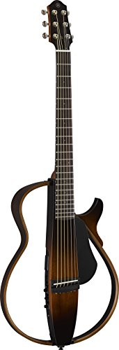 YAMAHA slg200s Electric Guitar 6strings Black, Brown – Guitars (6 Strings, 356 mm, 85 mm, 97.8 cm, 4.3 cm)