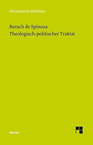 Sämtliche Werke / Theologisch-politischer Traktat