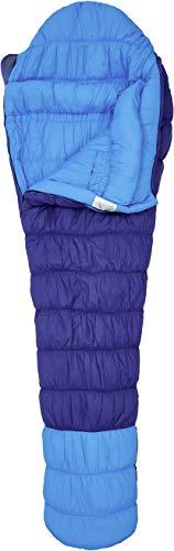 Lestra Schlafsack Manaslu bis - 20 Grad Schlafsack Blau/Blau (Rechts)