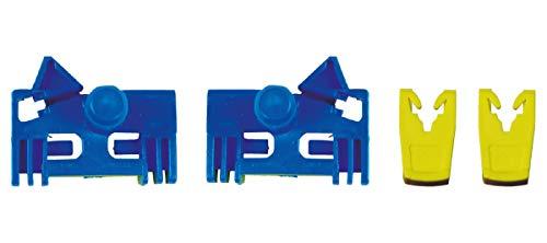 Original Bossmobil kompitabel mit LAGUNA, VEL SATIS, ESPACE IV, Vorne Rechts oder Vorne Links 2 Tür und 4 Tür, manuell oder elektrischer Fensterheber-Reparatursatz