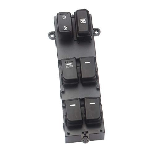 Controlador de interruptor de ventana para Kia Interruptor de Elevalunas 93570-2T010 Interruptor de control de Elevalunas K5 una fila alta configuración