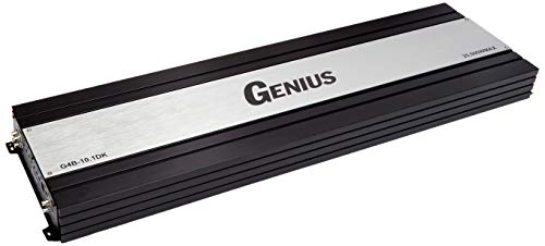 Great Price! Genius G4B-10.1DK 20000 Watts-Max Car Amplifier Monoblock Class-D The Beast Competition...